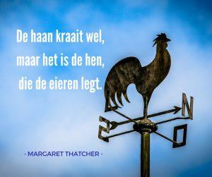 Margaret Thatcher - Haan