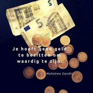 Geld en waardigheid